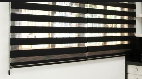 cortina-dual-negra